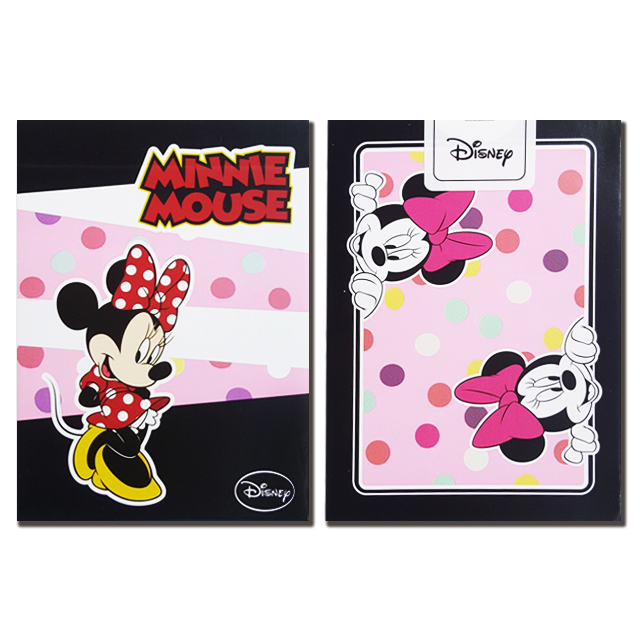 JLCC 미니마우스 캐릭터덱(Minnie Mouse character deck)